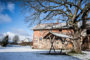 Winterurlaub-Zernikow-Stechlin-Badewanne