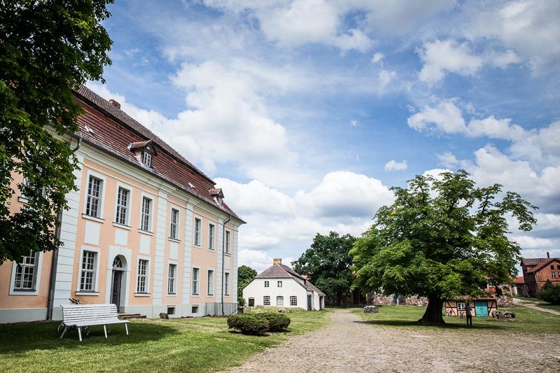 Urlaub auf dem Gutshof, Zernikow, Stechlin